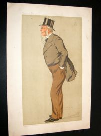 Vanity Fair Print 1893 Lord Morris of Spiddal. Michael Morris